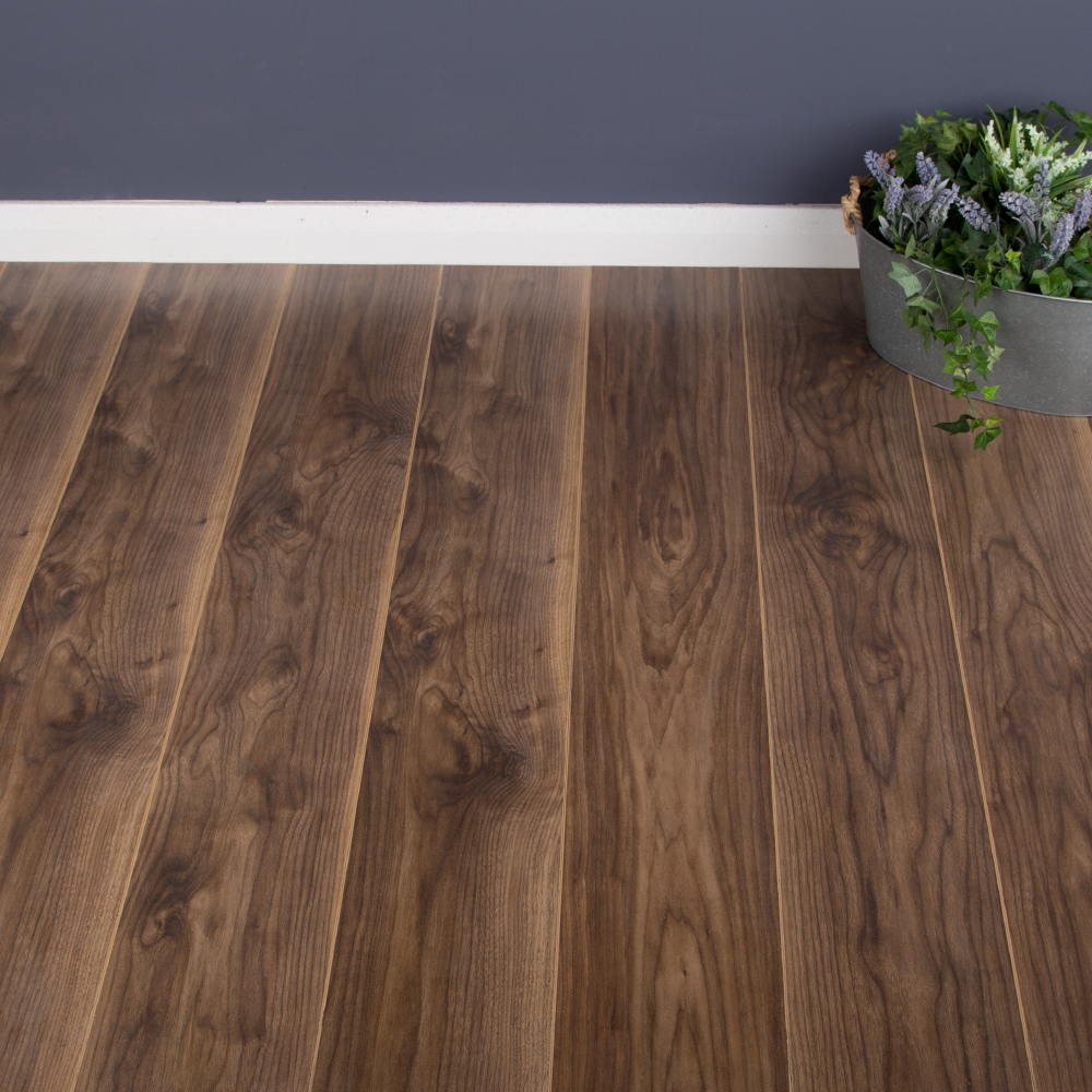 12mm laminate flooring ebay coastal laminate flooring for Quality laminate flooring