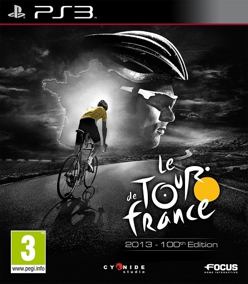Le Tour de France 2013 PS3 Game Sony BRAND NEW & SEALED