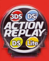 Datel Action Replay Cheats