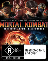 Mortal Kombat Komplete