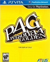 Persona IV 4 The Golden P4G