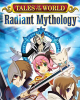 Tales of the World Radiant Mythology (PSP)