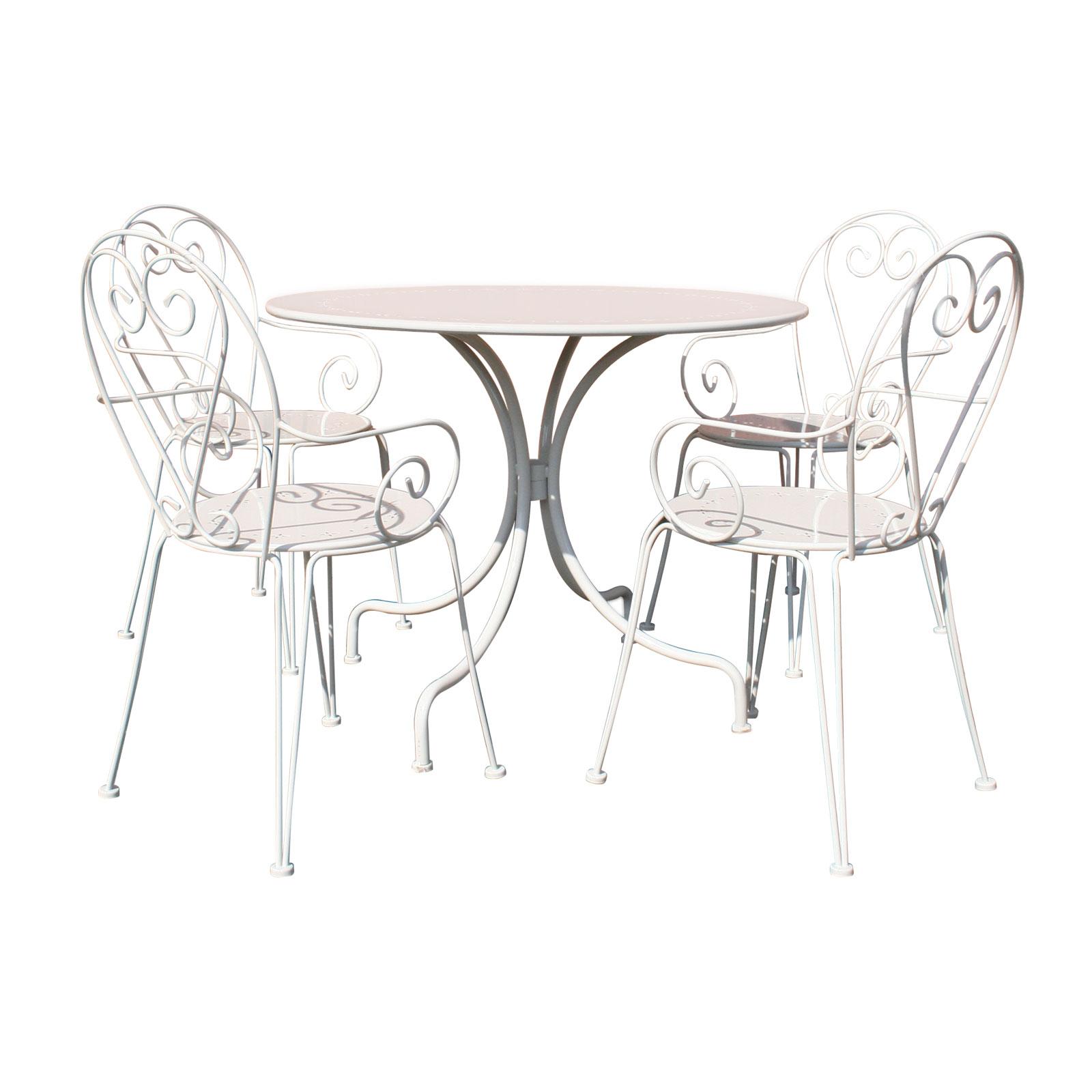 Bentley Corazón de Acero de muebles de jardín Conjunto de 5 piezas ...