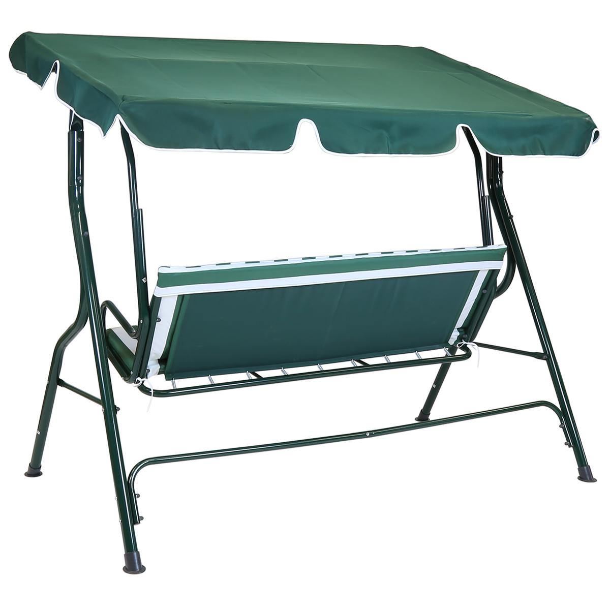 charles bentley 2 seater garden swing seat hammock  charles bentley 2 seater garden swing seat hammock chair stripe      rh   m ebay ie