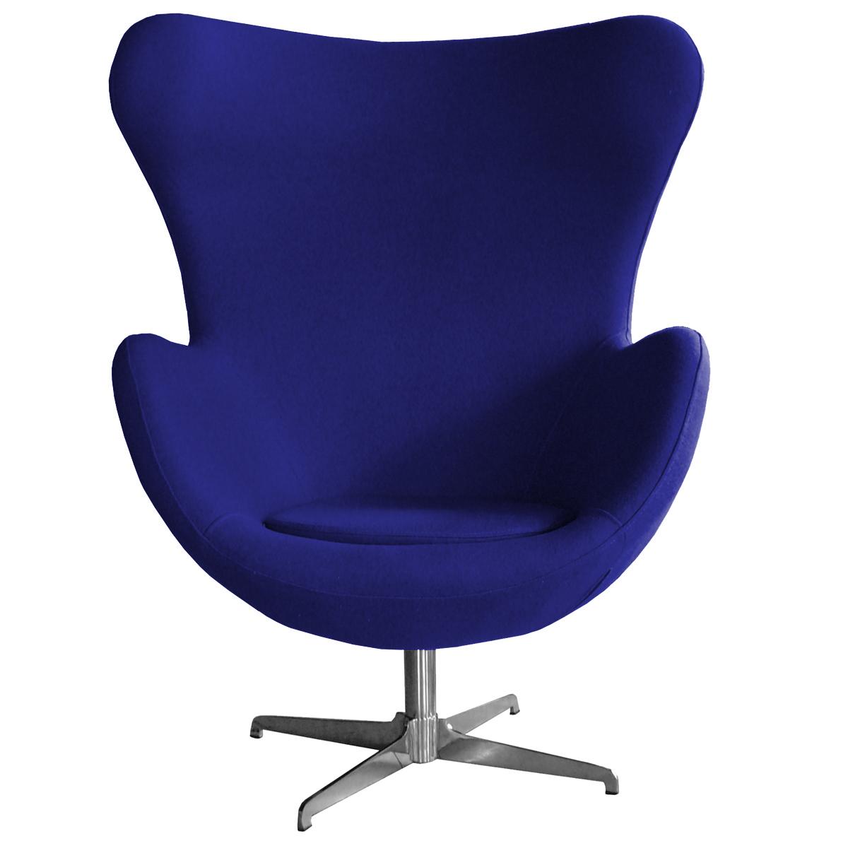 egg chair light blue. Black Bedroom Furniture Sets. Home Design Ideas