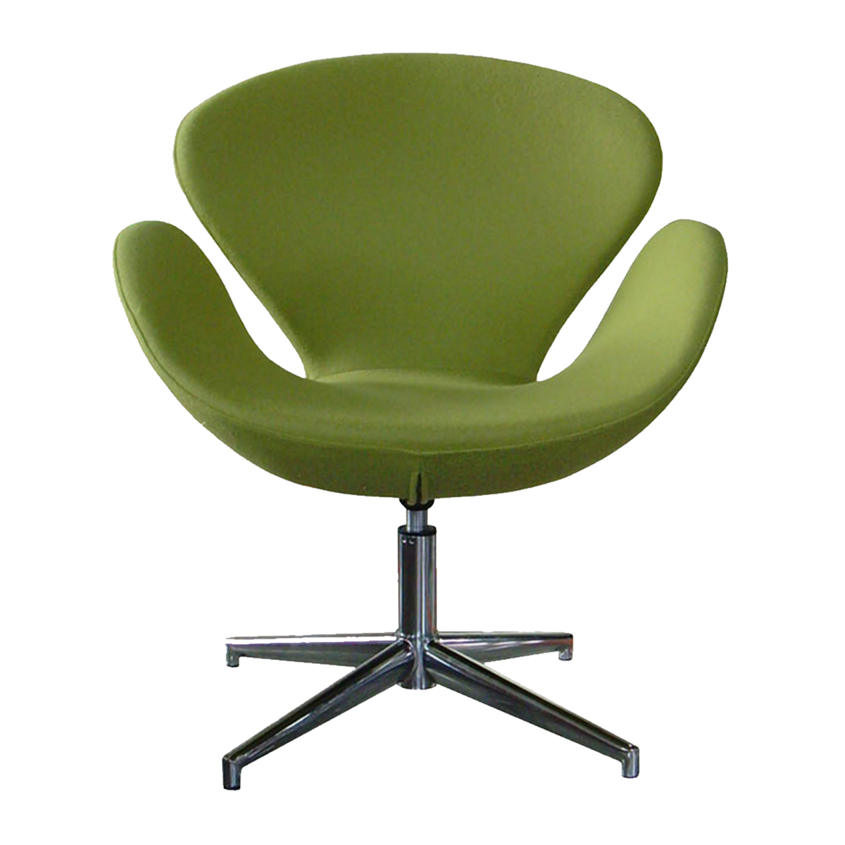 retro arne jacobsen inspired swan chair various colour options ebay. Black Bedroom Furniture Sets. Home Design Ideas