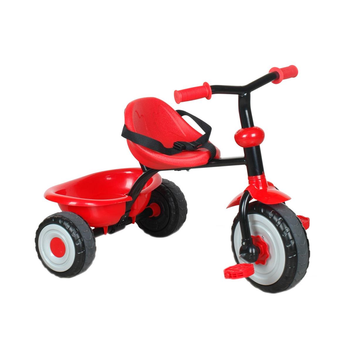 trikestar trike with handle bike children 39 s tricycle 3. Black Bedroom Furniture Sets. Home Design Ideas