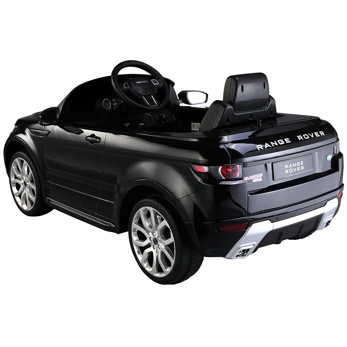 Bentley Kids Electric Cars Licensed 6v 12v Kids Bentleys: Range Rover Evoque Licensed 12V Childrens Kids Ride On