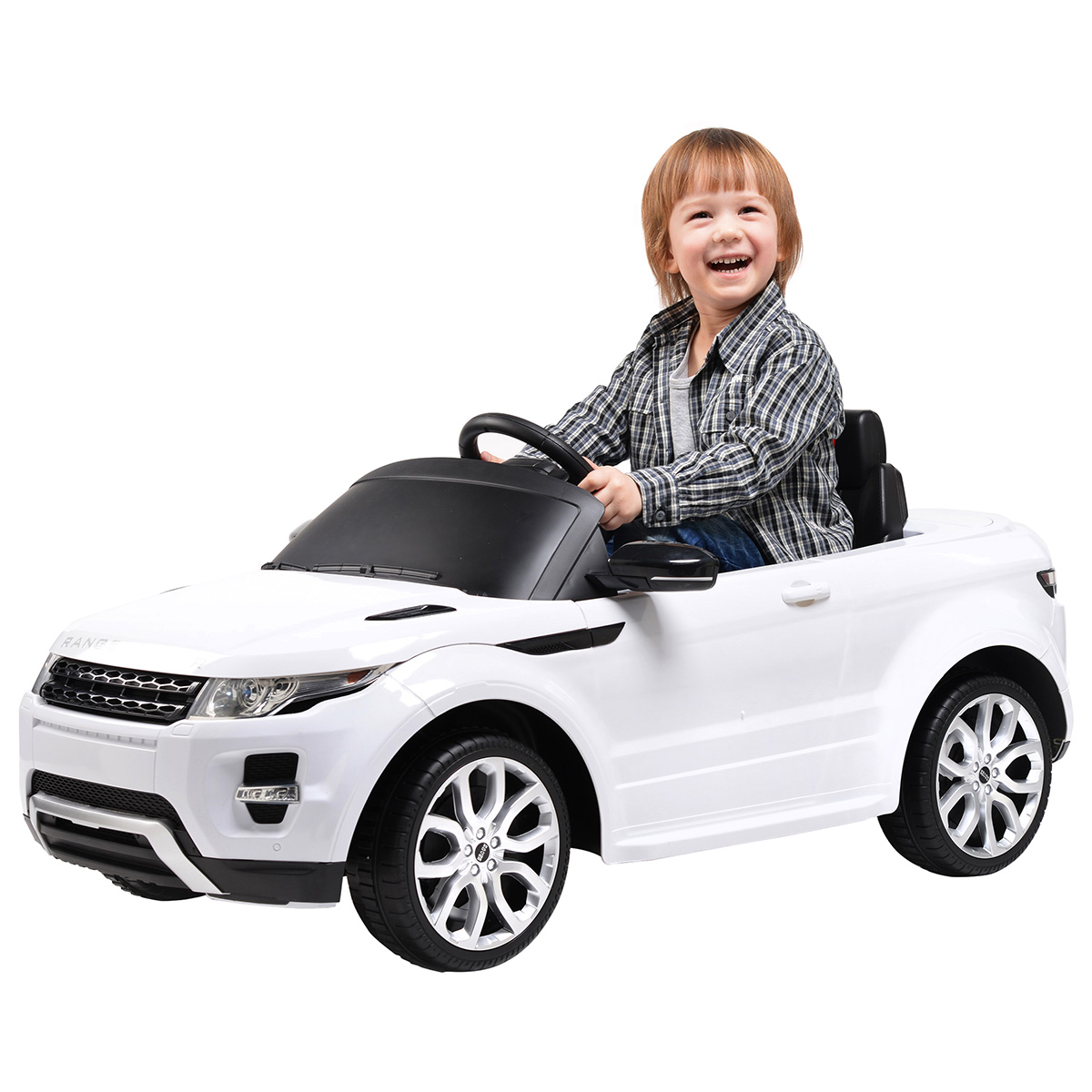 Range Rover Evoque Licensed Childrens Kids Ride On Electric