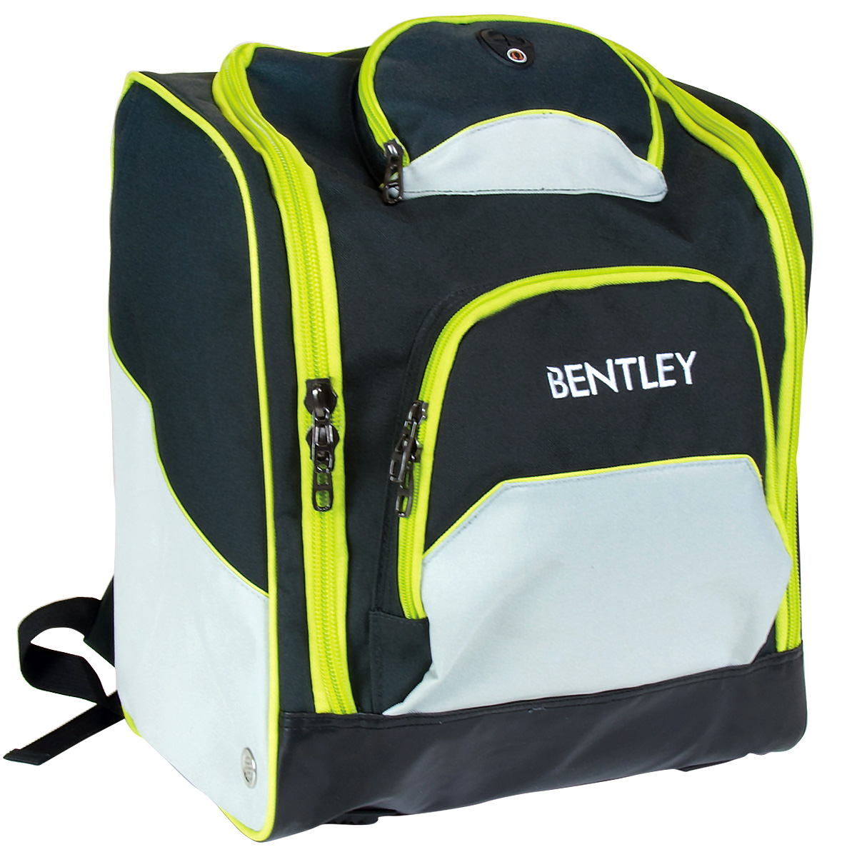 bentley skistiefel tasche rucksack deluxe blau oder rosa schwarz kariert ebay. Black Bedroom Furniture Sets. Home Design Ideas