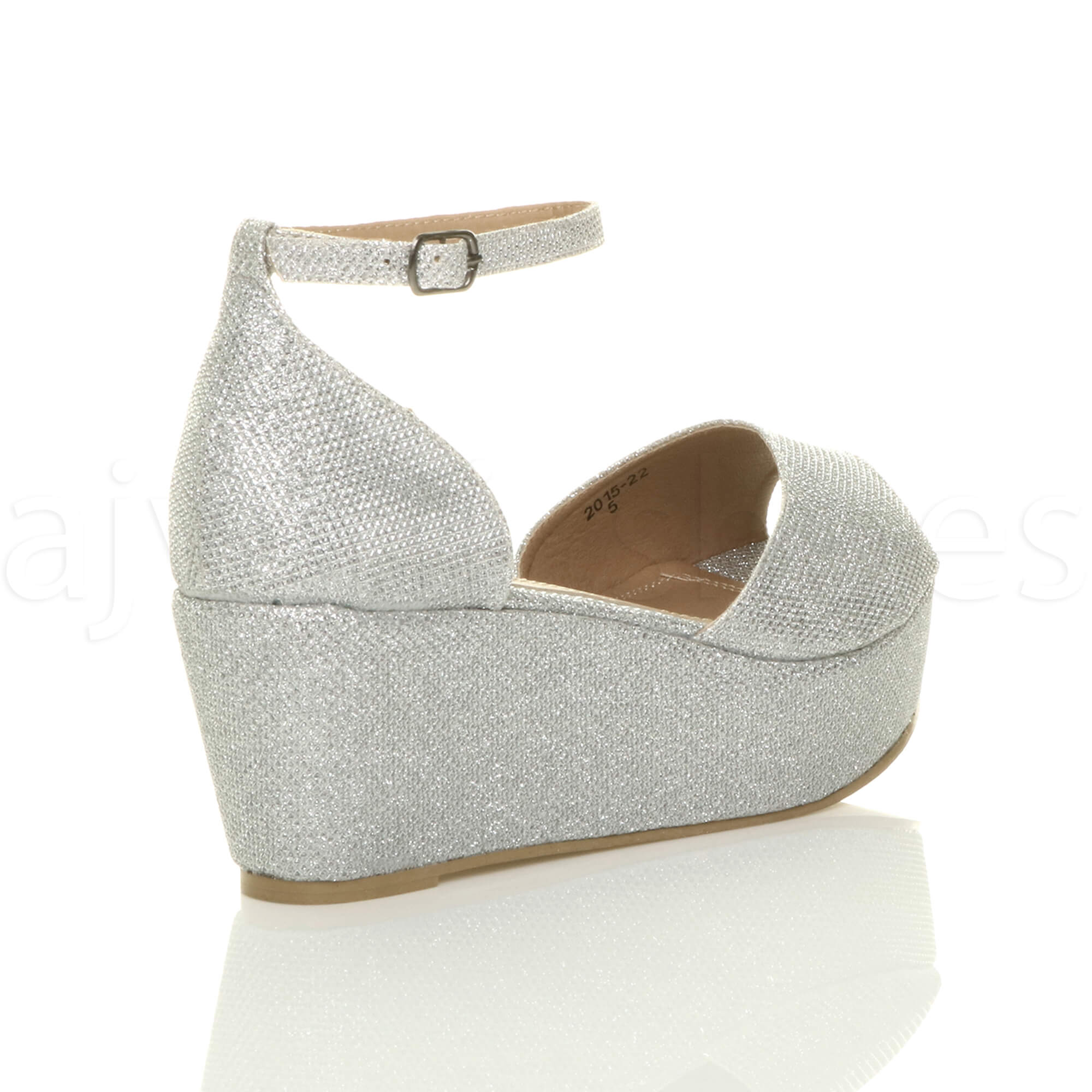 Shop for women's wedge sandals below, with a wide variety of wedge sandal varieties to choose from such as cork wedge sandals, espadrille wedge sandals, and more! Women's Wedge Sandals Showing of Item s.