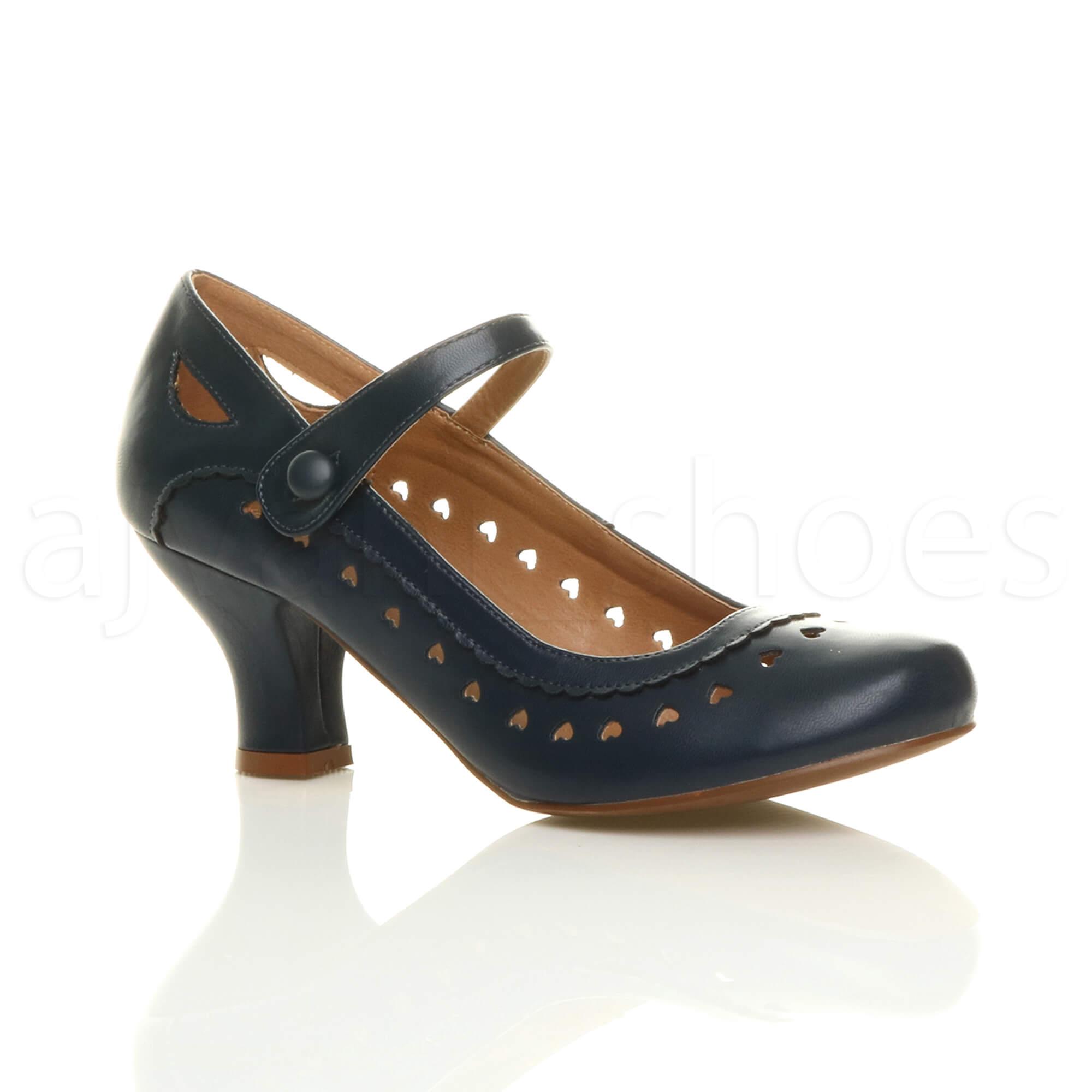 Women S Shoes Comfort Ankle Strap Low Heel