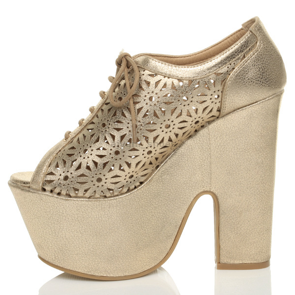 WOMENS-LADIES-HIGH-PLATFORM-BLOCK-HEEL-DEMI-WEDGE-SHOES-ANKLE-BOOTS-BOOTIES-SIZE
