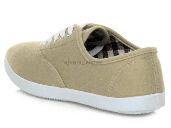 MENS-FLAT-CANVAS-TRAINERS-PLIMSOLES-PLIMSOLLS-SHOES-LACE-UP-PUMPS-SIZE