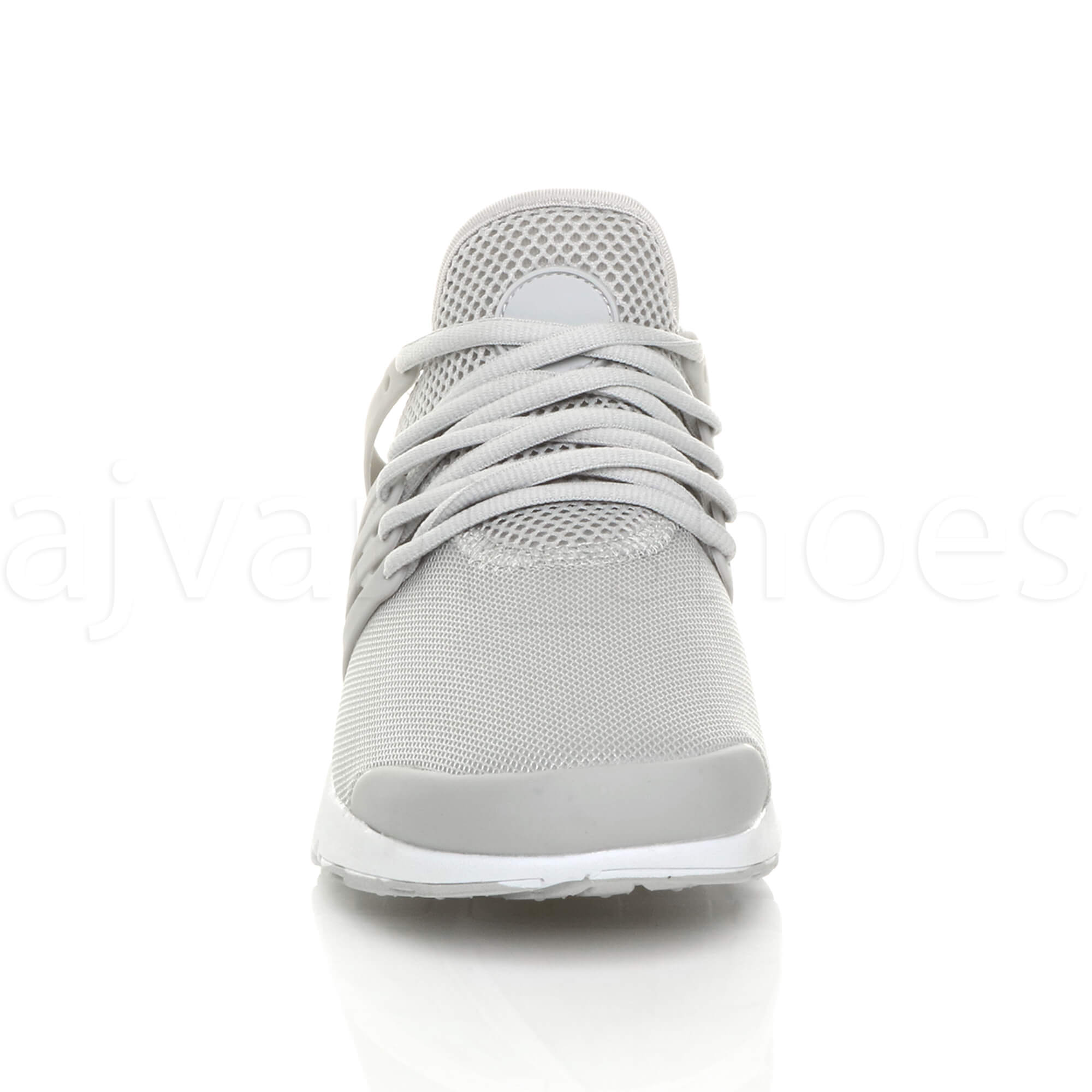 MENS LACE UP SPORTS GYM FITNESS RUNNING FLEXIBLE TRAINERS SNEAKERS SIZE 12 46