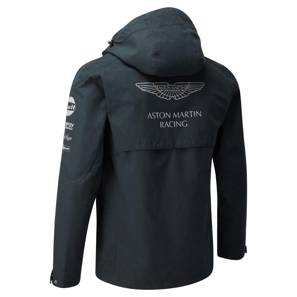 aston martin racing replica veste quipe le mans homme manteau rrp ebay. Black Bedroom Furniture Sets. Home Design Ideas