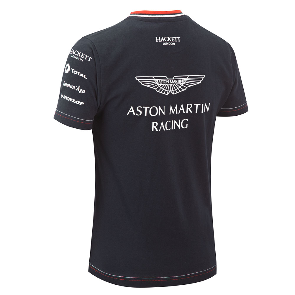 Aston Martin Racing Kids T-Shirt Le Mans Top S M L XL XXL