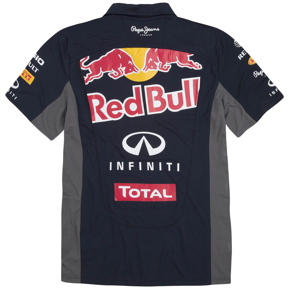 Infiniti Red Bull Racing Men S Team T Shirt Motorsport F1 S Ebay
