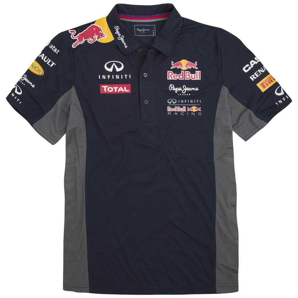 infiniti red bull racing men 39 s team t shirt motorsport f1 s m l xl ebay. Black Bedroom Furniture Sets. Home Design Ideas
