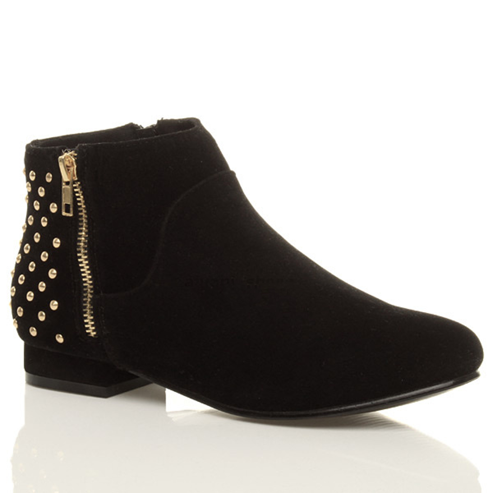 Womens Fashion Booties Size