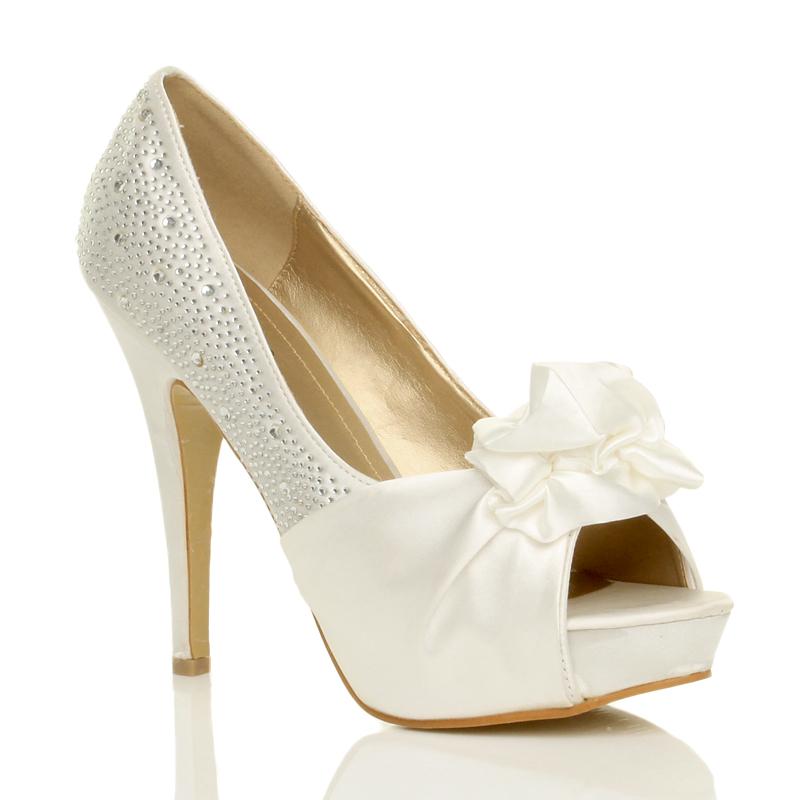 womens evening wedding prom high heel