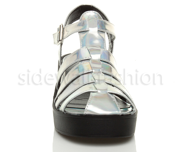 WOMENS-BLOCK-CHUNKY-HEEL-STRAPPY-GLADIATOR-CUT-OUT-PLATFORM-SANDALS-SHOES-SIZE