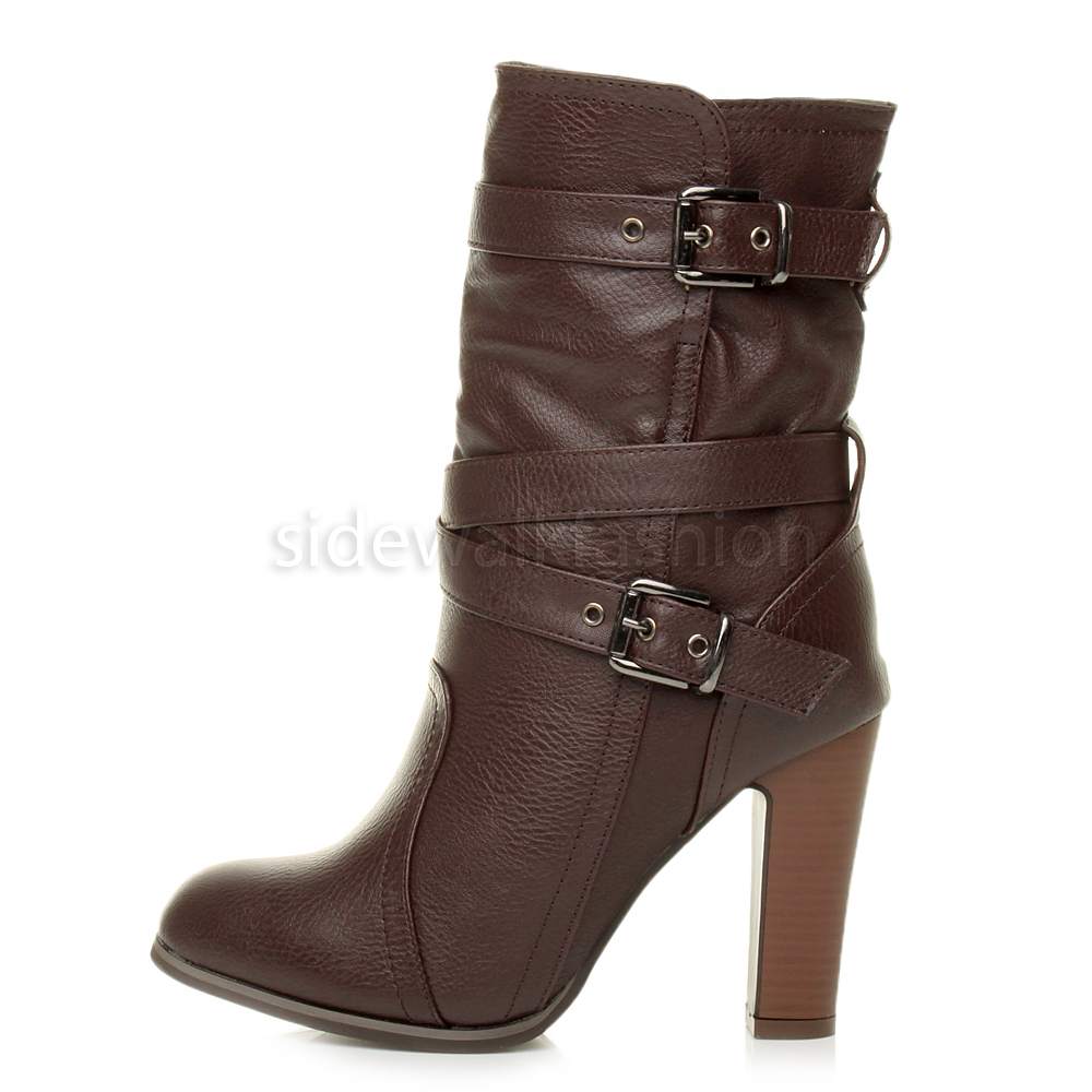 Beautiful WOMENS ROXY MARGOT LEATHER STYLE PULL ON FLAT LADIES COWBOY ANKLE BOOT SIZE 3-8 | EBay