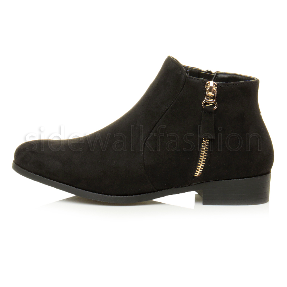 Find great deals on eBay for flat ankle boots women. Shop with confidence.