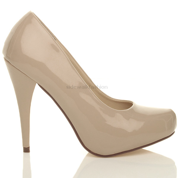WOMENS-LADIES-PLATFORM-PUMPS-HIGH-HEELS-PARTY-PROM-WEDDING-COURT-SHOES-SIZE