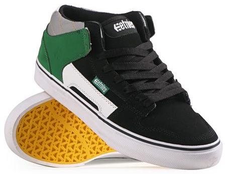 Etnies Rvm 2 Black Etnies Rvm 2 Black Green White