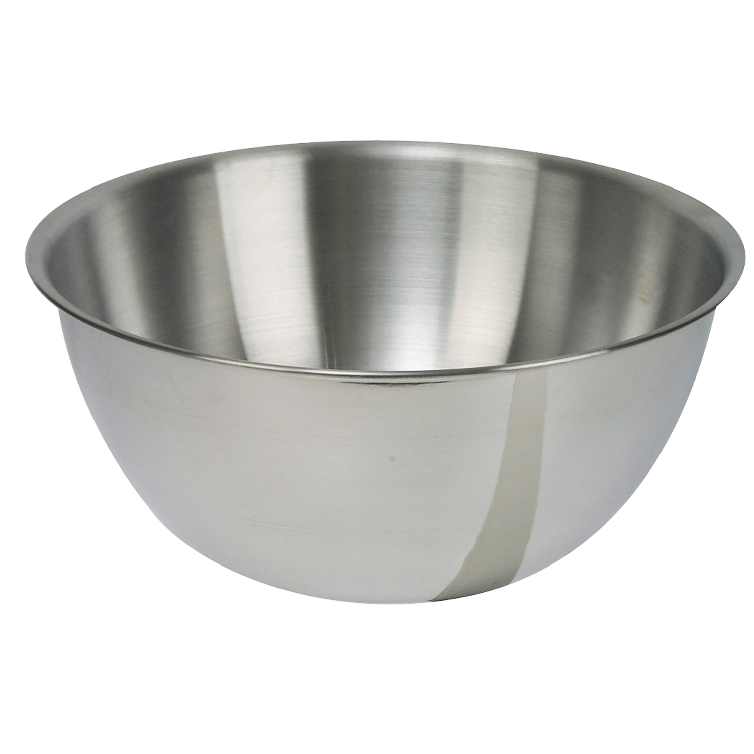 Dexam Stainless Steel Extra Large Mixing Bowl 36cm 10l