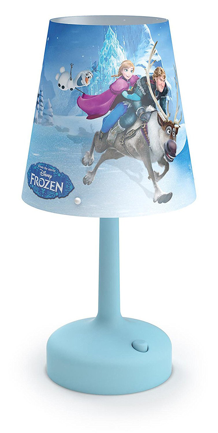 Philips Disney Frozen Led Table Desk Lamp Bedside Light