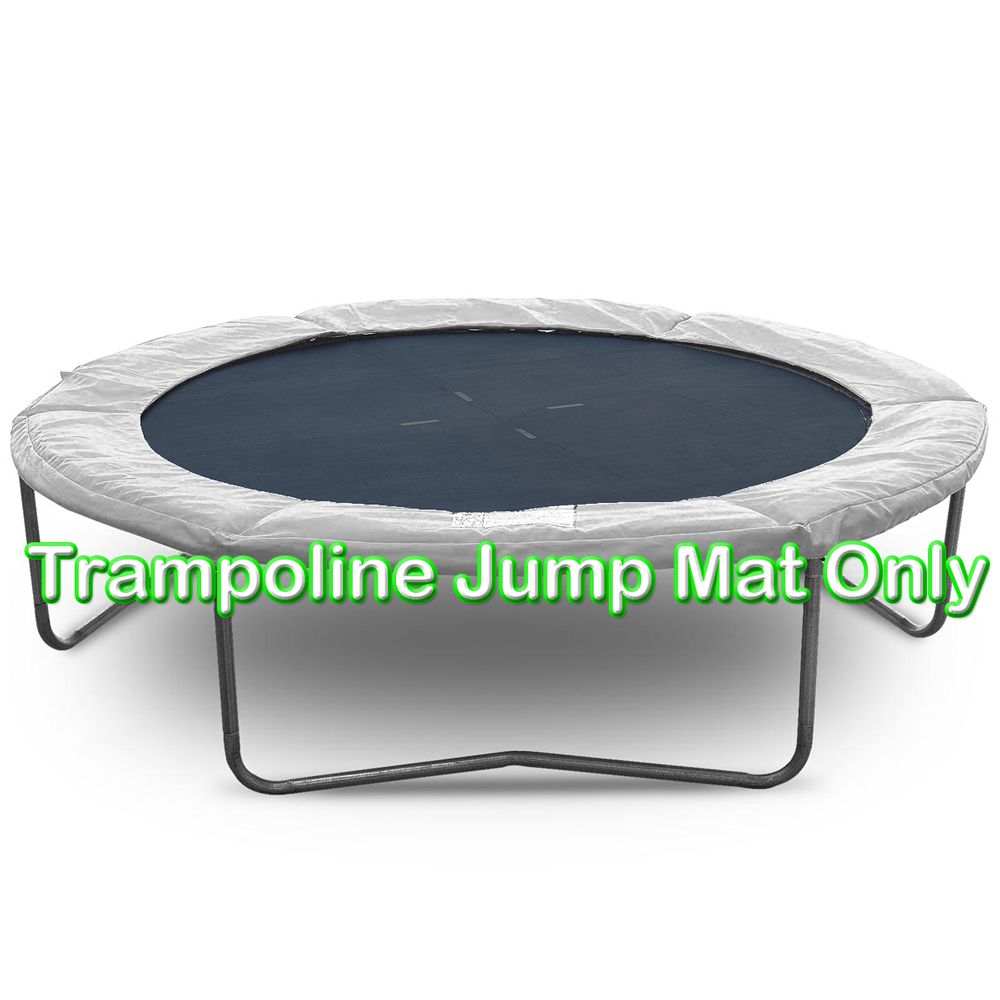 12 Ft Trampoline Replacement Bounce Mat - 72 Springs