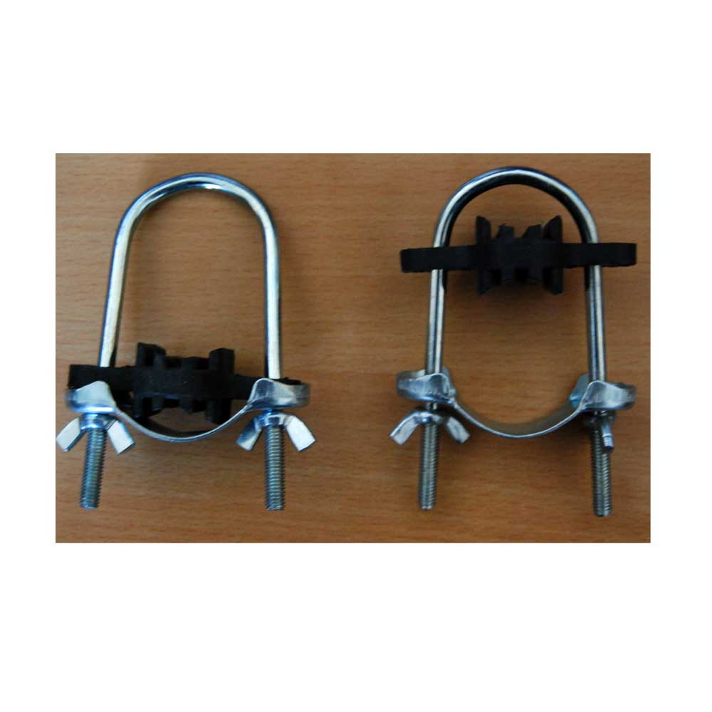 Metal-Leg-Clamps-Bracket-Bolt-for-Trampoline-Enclosure-Set-Discount-FreePost