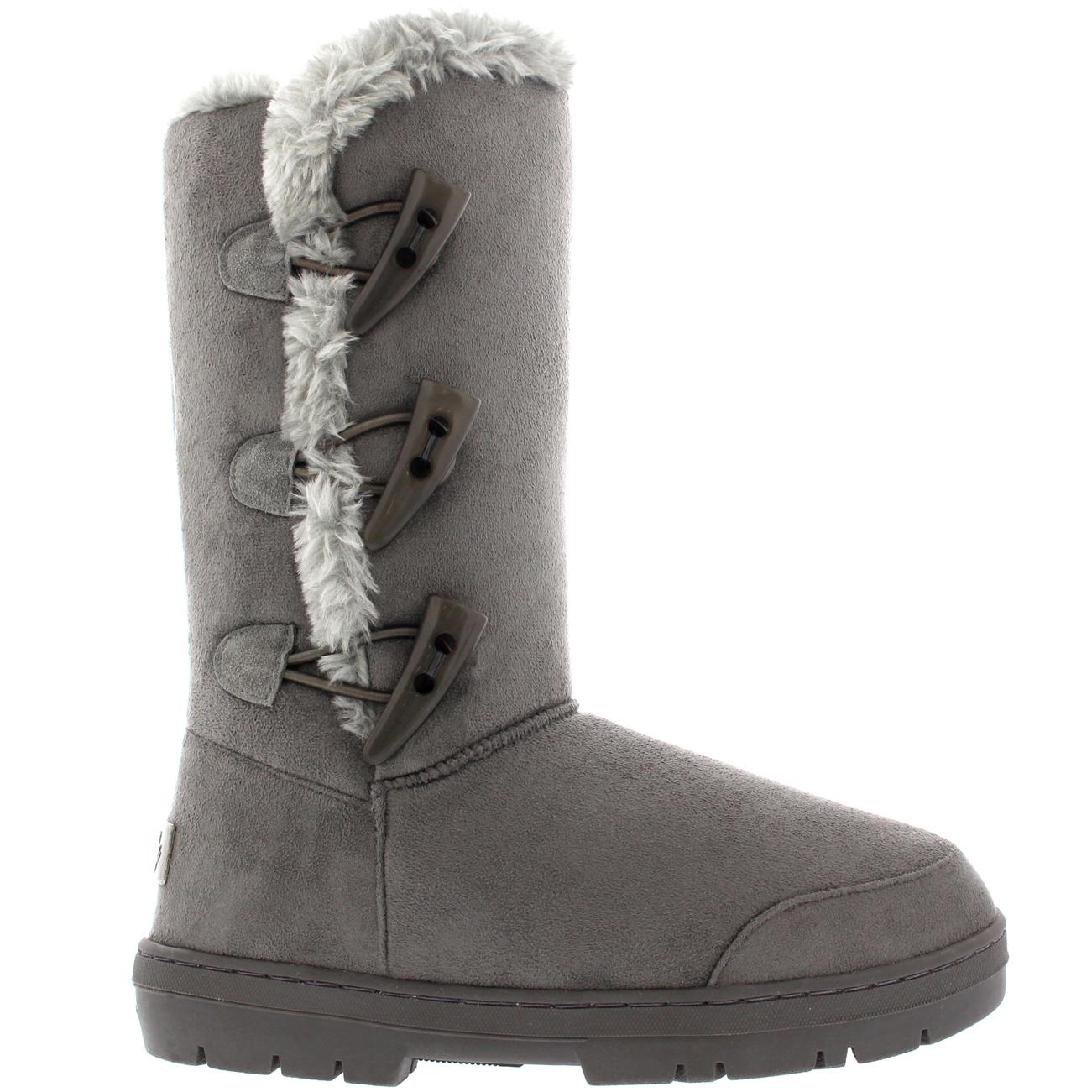 womens waterproof snow boots size 11 national sheriffs