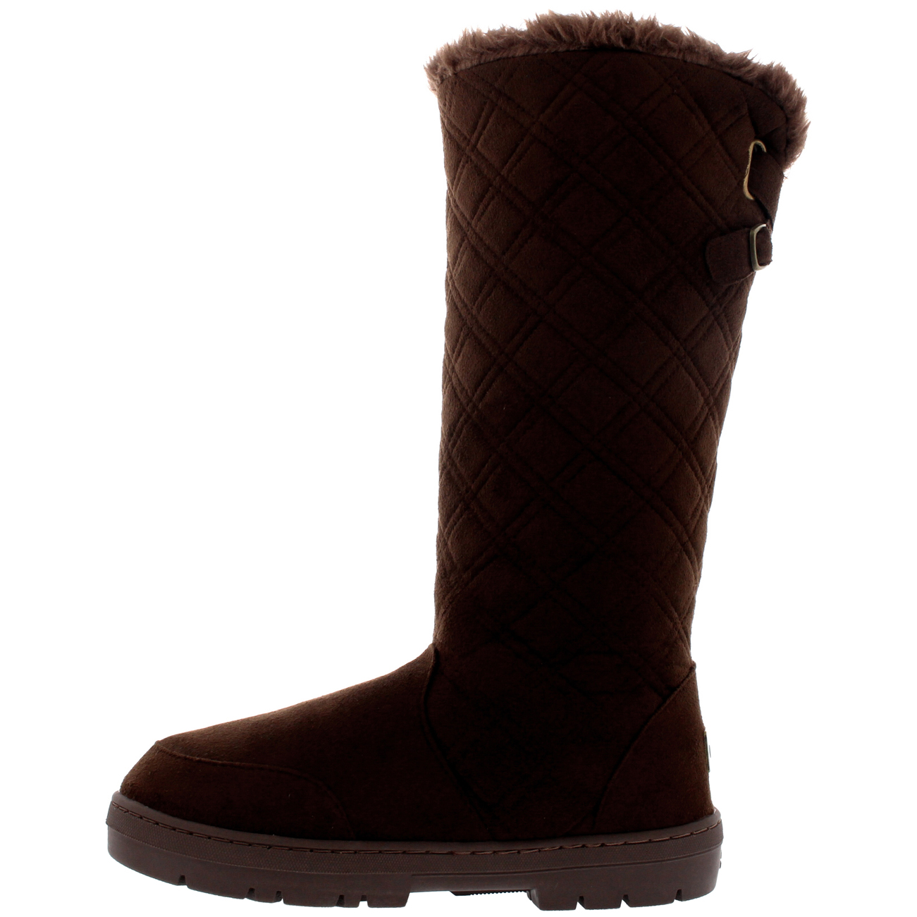 Simple Tall Womens Winter Boots  Boot Yc