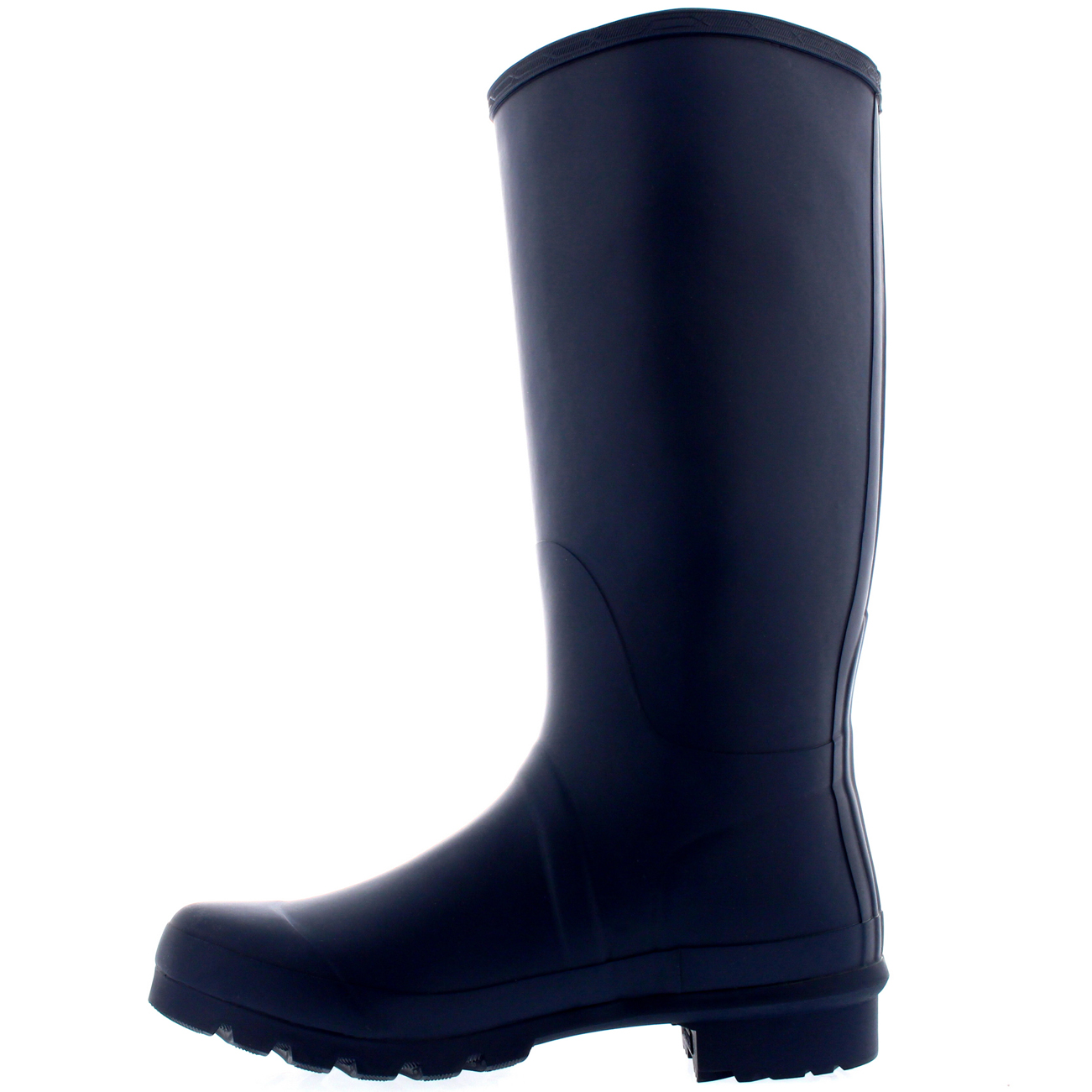 Womens tall gloss wellington galosh muck gardening for Garden boots for women