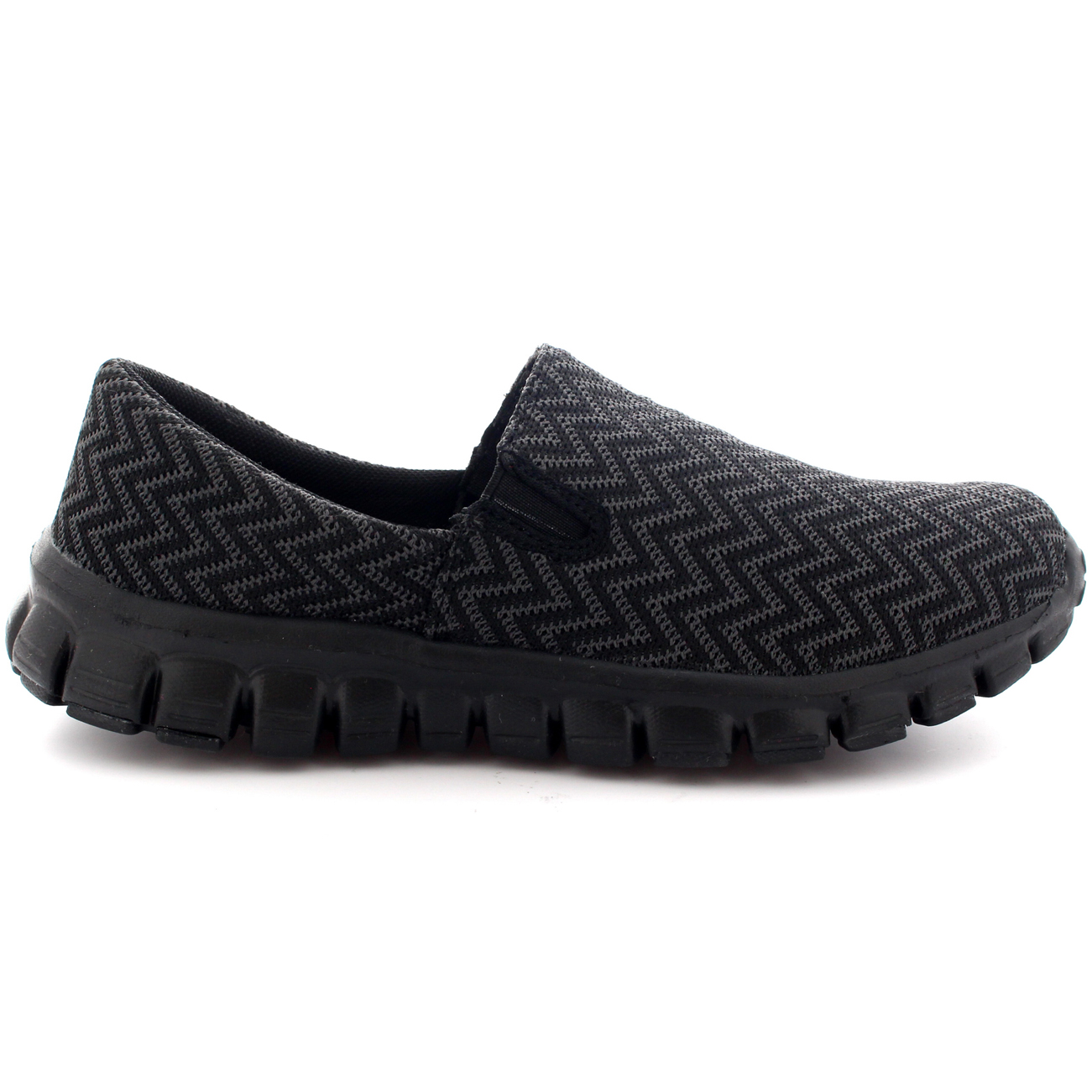 mens sports slip on shoes walking office