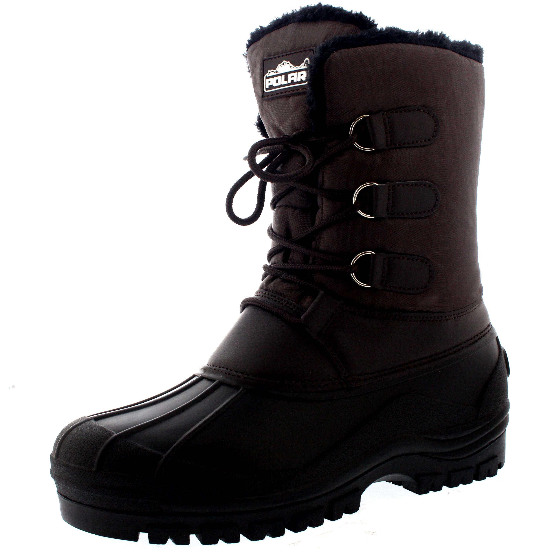 Casual Snow Boots For Men | Homewood Mountain Ski Resort
