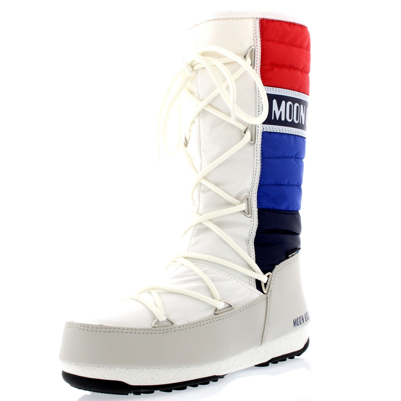 Womens Tecnica Original Moon Boot Quilted Winter Snow Mid