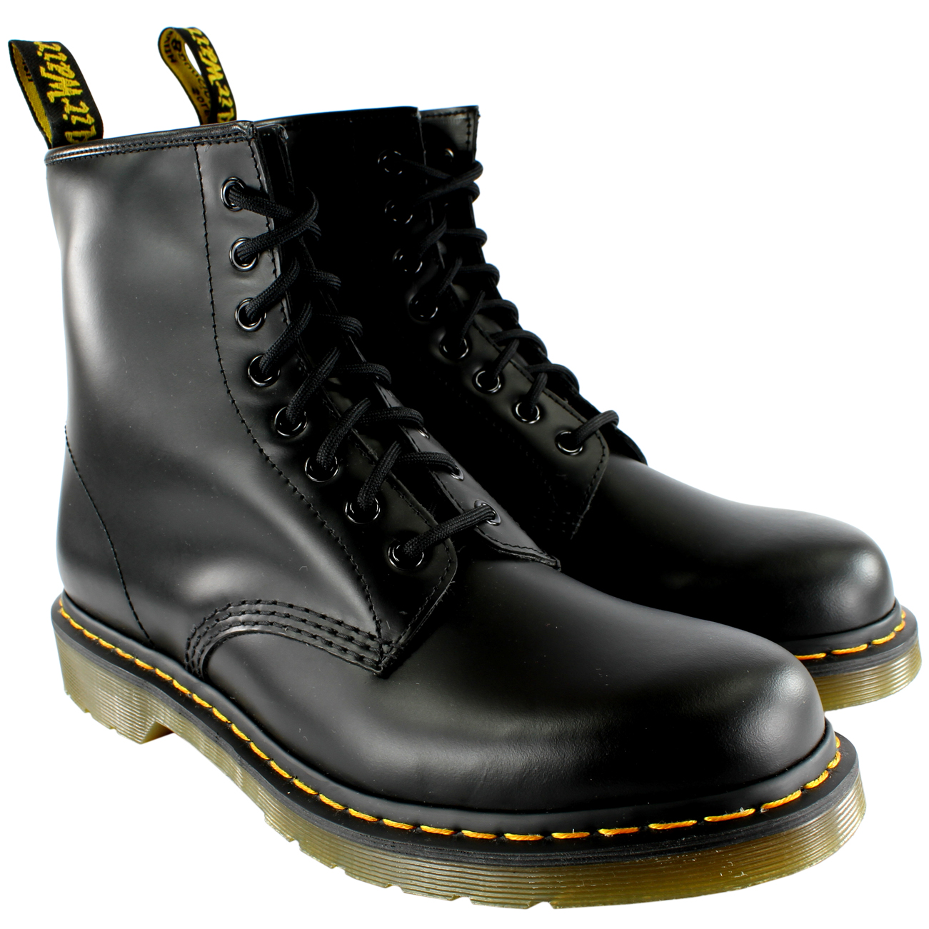 womens dr martens 1460 classic lace up leather ankle army