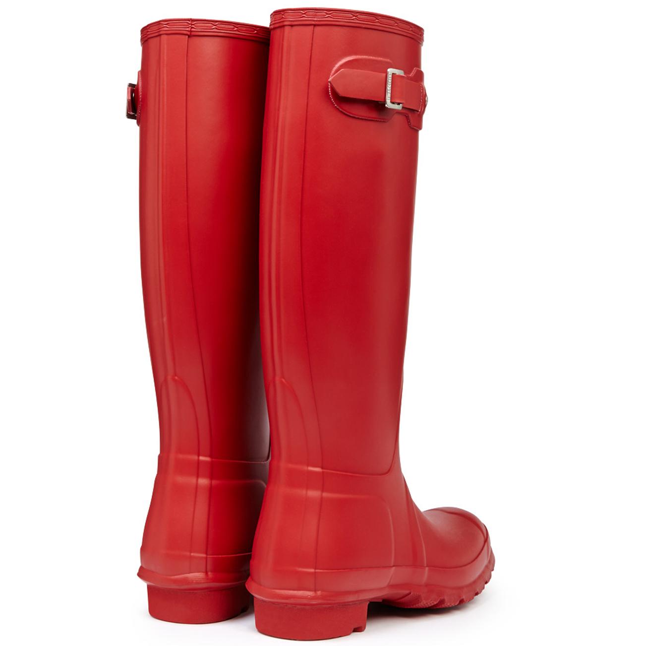 Mens Hunter Original Tall Snow Wellies Festival Rain Wellington ...