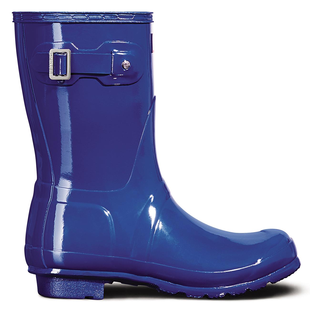 Beautiful Womens Hunter Original Short Waterproof Winter Snow Wellies Rain Boots US 5-11 | EBay