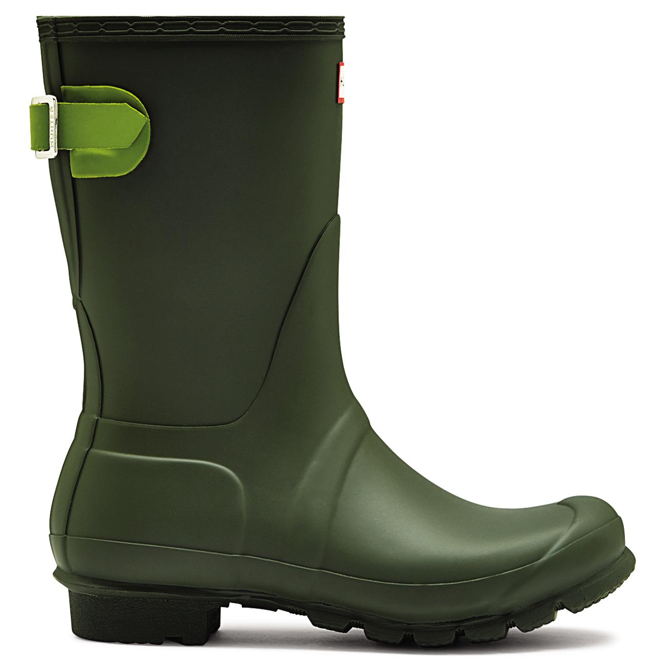 Brilliant Womens Hunter Original Tartan Tall Winter Rain Boots Snow Wellingtons US 5-11 | EBay