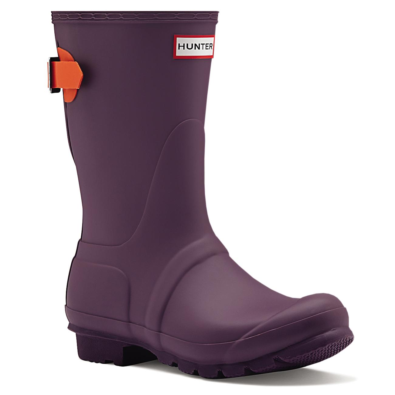 Original Refresh Hunter-03 Womenu0026#39;s Lace Up Waterproof Duck Mid Calf Rain Winter Boots | EBay