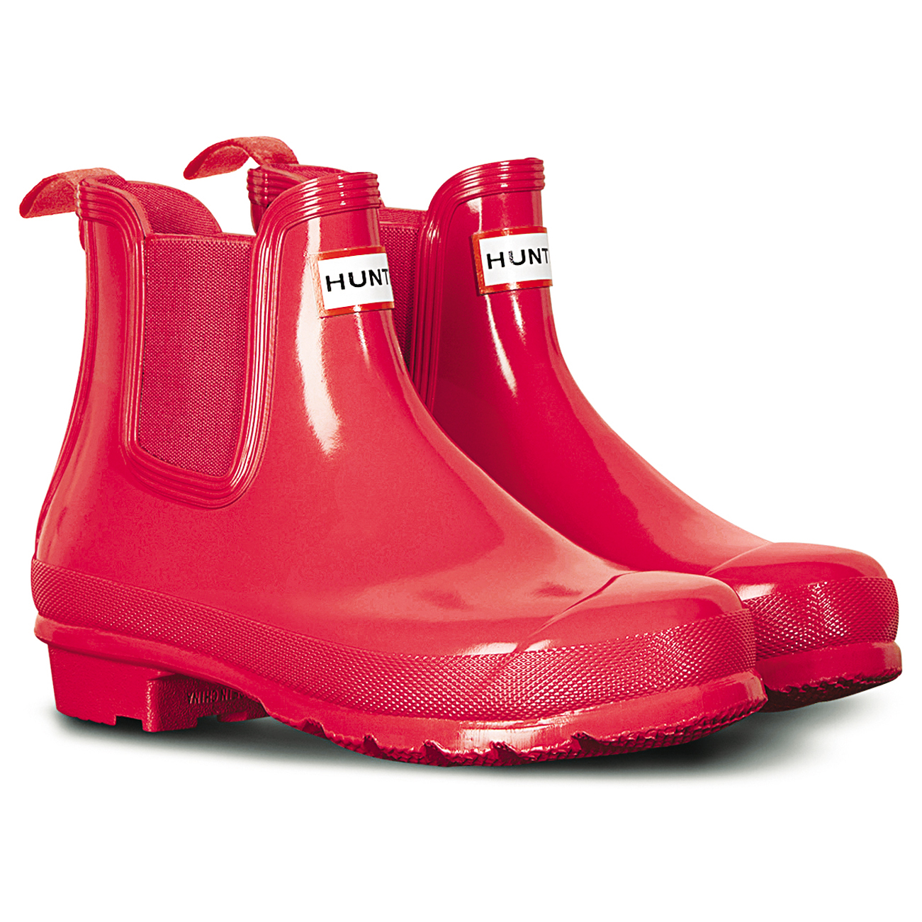 Women's rain boots showcase your style no matter the forecast! From the office to the store to the neighborhood playground, these fashionable waterproof shoes protect your feet while accenting your wardrobe with a splash of fun style.
