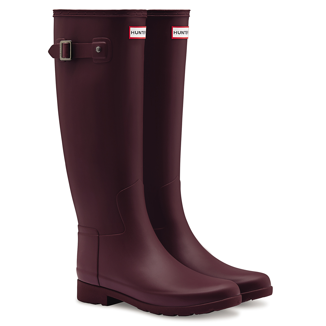 Wonderful Left Hunter Womens Tour Rain Boots Sz 512 Military Red  And The Sizes I Ordered Leave Me Enough Room For The Fleece Liner Socks For Warmth In The Winter The Kids Size Medium 46 Fleece Liner Socks Work For Me In Both  They Just Don