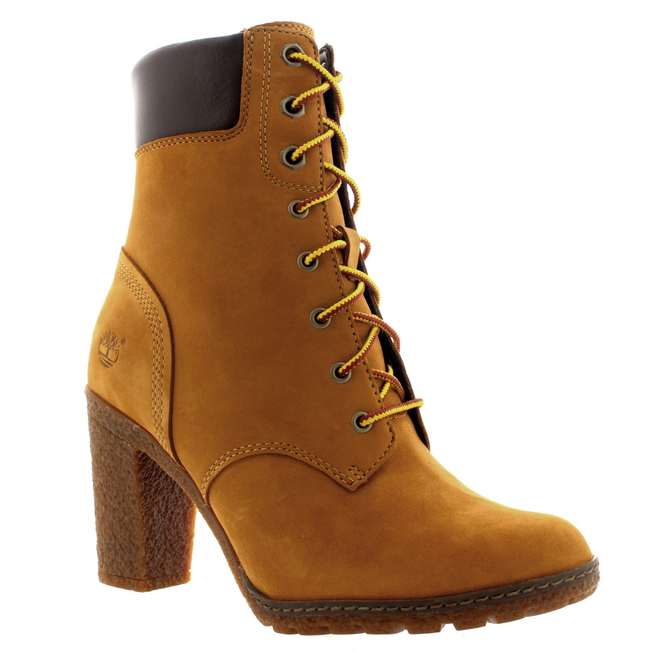 Timberland Heel Boots Women S Shoes