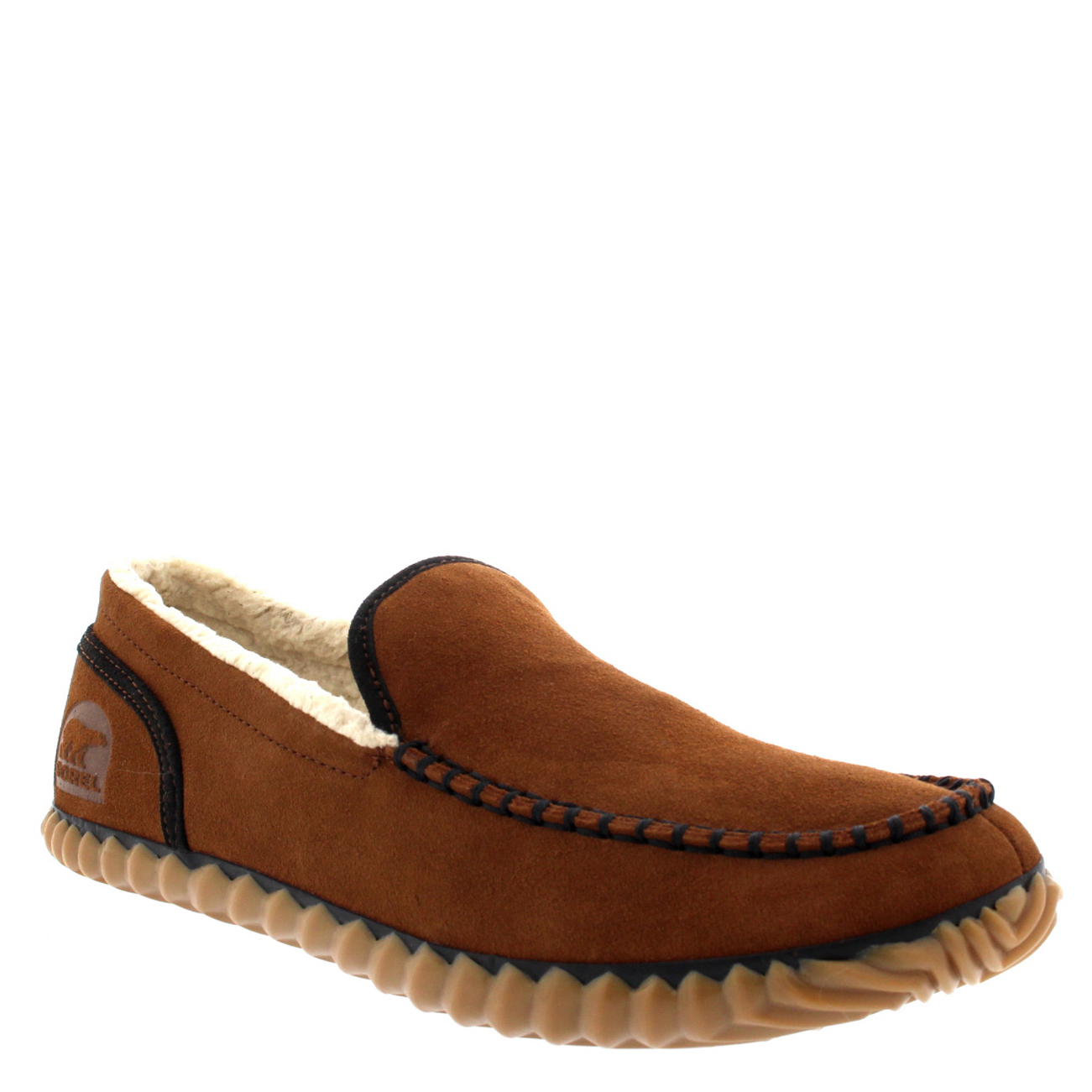 Mens Moccasin Type Shoes