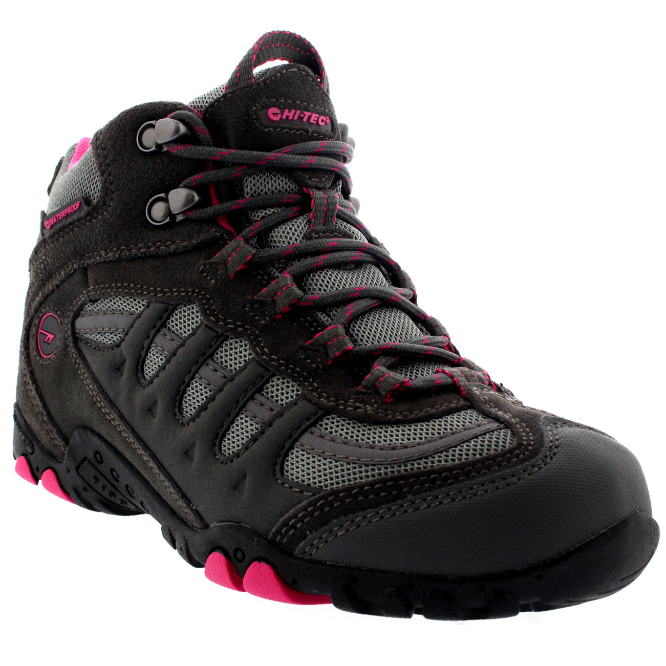 Brilliant Merrell Fluorecein Mid Waterproof Hiking Boot - Womenu0026#39;s | Backcountry.com